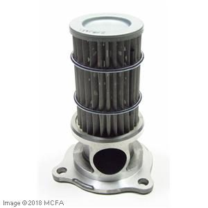 STRAINER and COVER ASSY 91A2408201