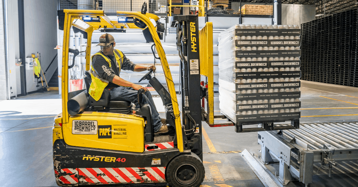 When Should You Replace Your Forklifts? | wiparts.net