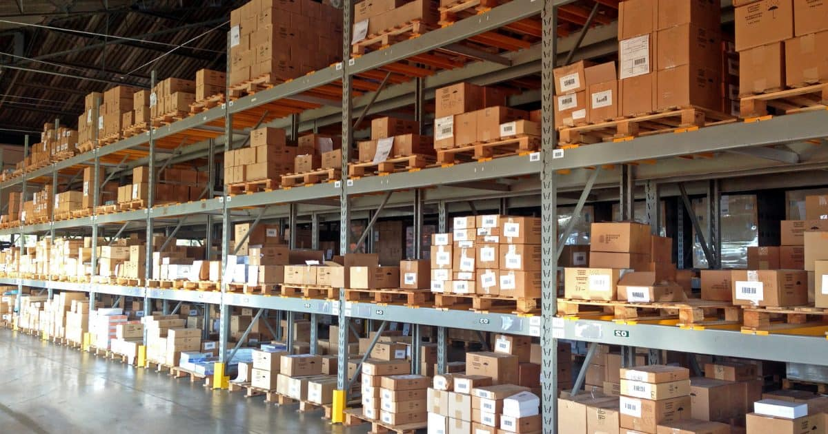 What Are The Different Types of Material Handling Equipment? | wiparts.net
