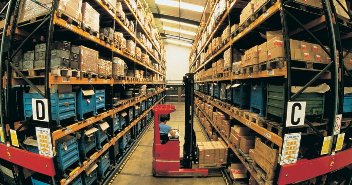 Pandemic Woes Help Drive Warehouse Demand | wiparts.net