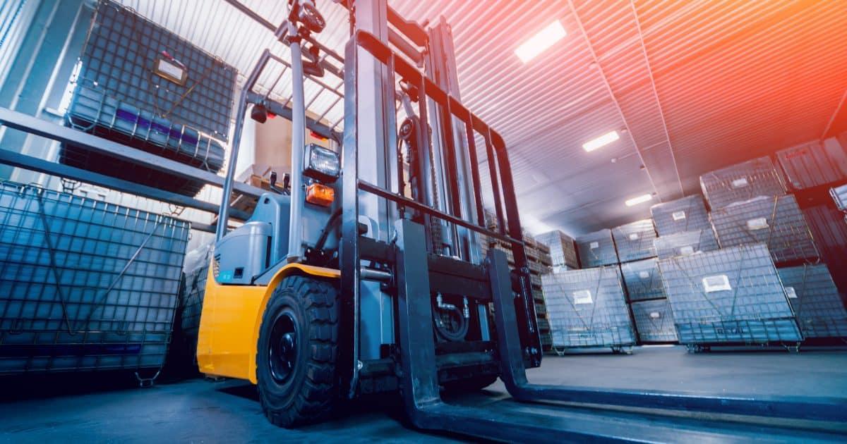 Ten Types of Forklift Trucks | wiparts.net