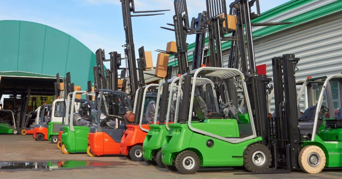 What Do I Need To Know About Electric Forklift Maintenance? | wiparts.net