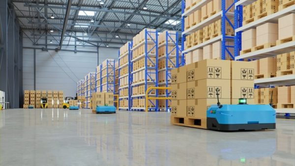 The Benefits of Automated Guided Vehicles in Manufacturing and Distribution Industries