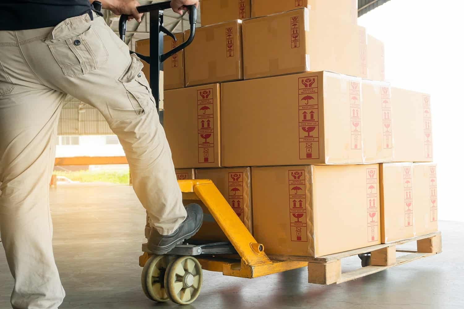Inspection and General Maintenance for Pallet Jack