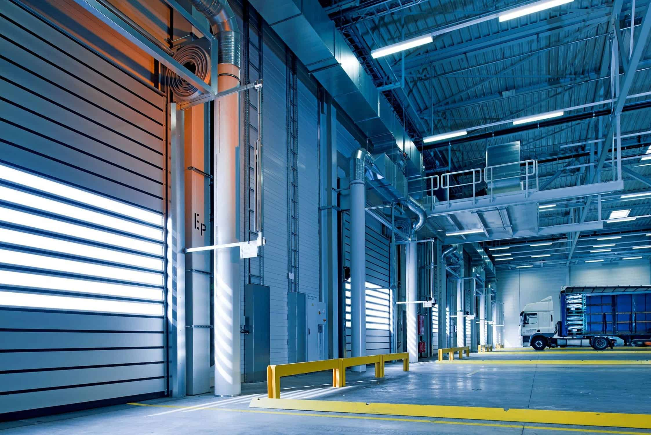 Warehouse Safety: How Light and Sound Alarms Reduce Accidents